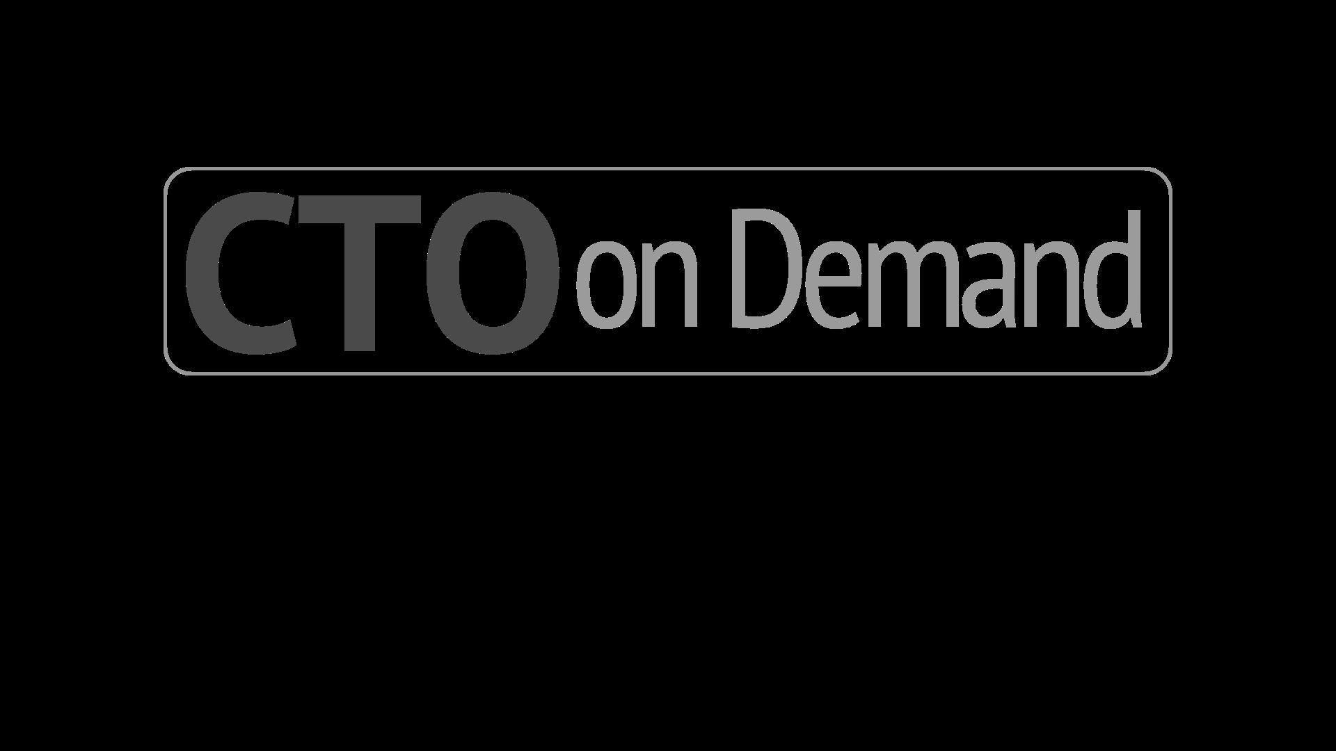 CTO on Demand