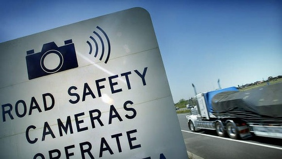 Cash grab from speed cameras