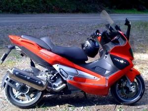 Gilera Nexus 500cc